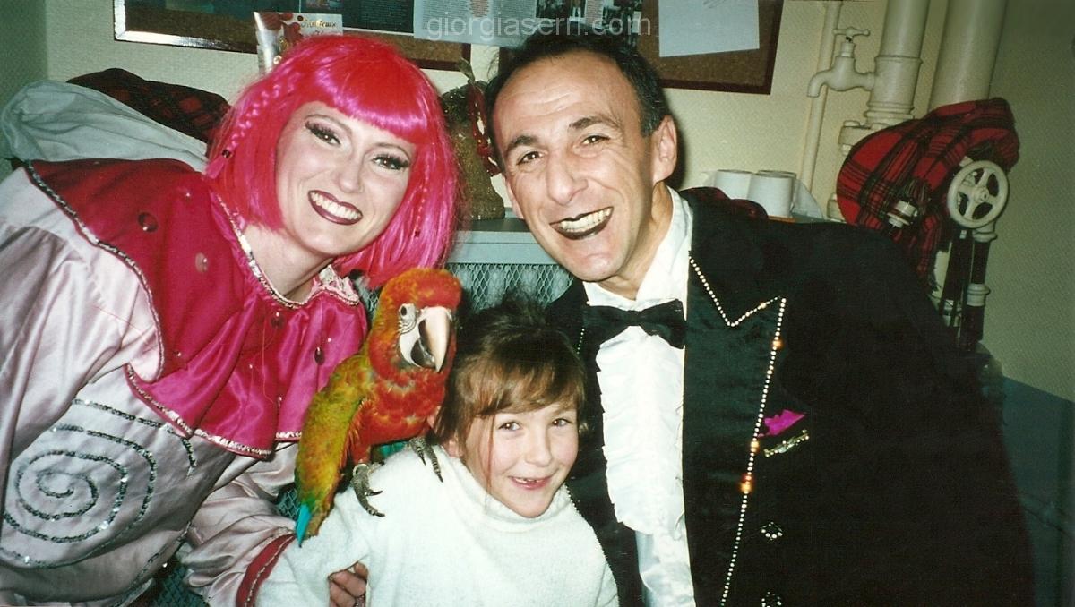 Maman Papa et Moi - Cirque d'Hiver, Paris
